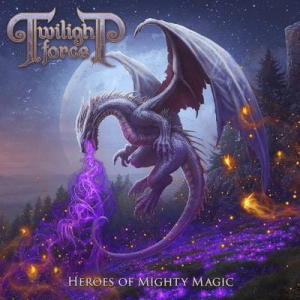 Twilight Force ‎– Heroes Of Mighty Magic CD