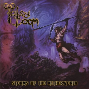Tulsadoom ‎– Storms Of The Netherworld CD