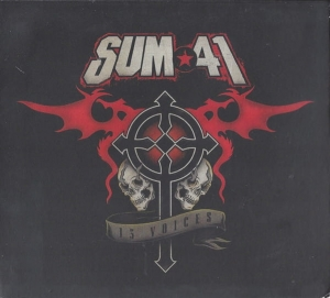 Sum 41 ‎– 13 Voices CD