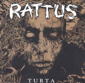 Rattus ‎– Turta CD