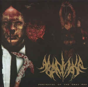 Abacinate / (god-rot) ‎– Portrayal Of The Gray Man / The Decayed State... CD