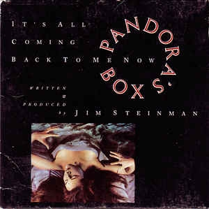Pandora's Box ‎– It's All Coming Back To Me Now CD