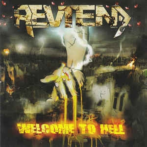 Revtend ‎– Welcome To Hell CD