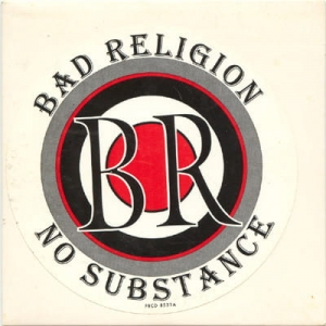 Bad Religion ‎– No Substance CD
