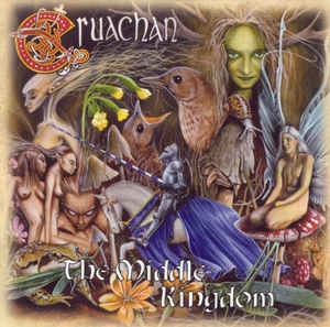Cruachan ‎– The Middle Kingdom CD