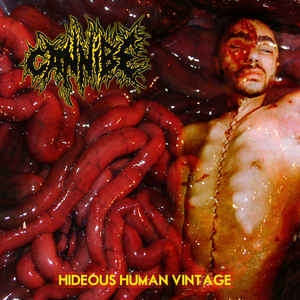 Cannibe ‎– Hideous Human Vintage CD