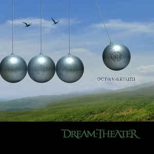 Dream Theater ‎– Octavarium CD