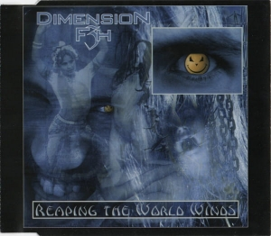 Dimension F3H ‎– Reaping The World Winds CD