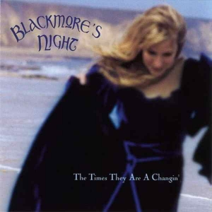 Blackmore's Night ‎– The Times They Are A Changin' CD